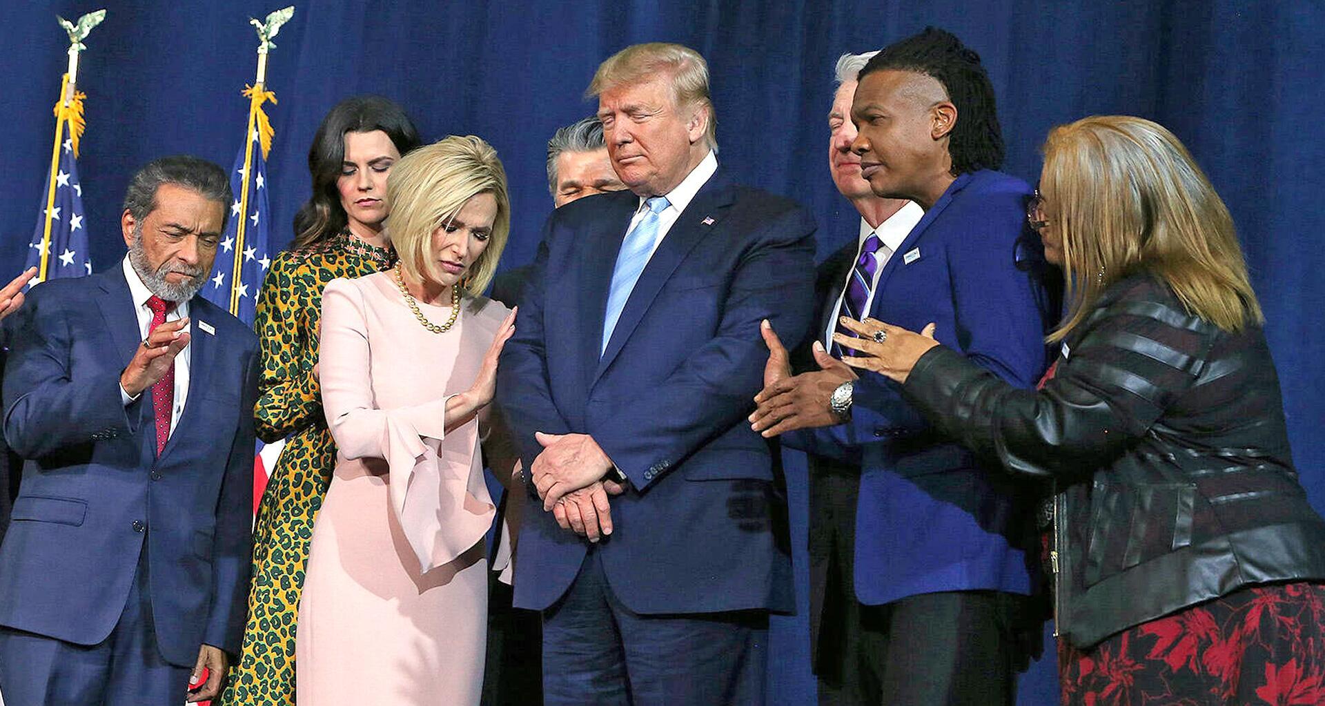 Evangelikale in den USA