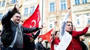 Graue Wölfe – islamistische Rechte in Bremen