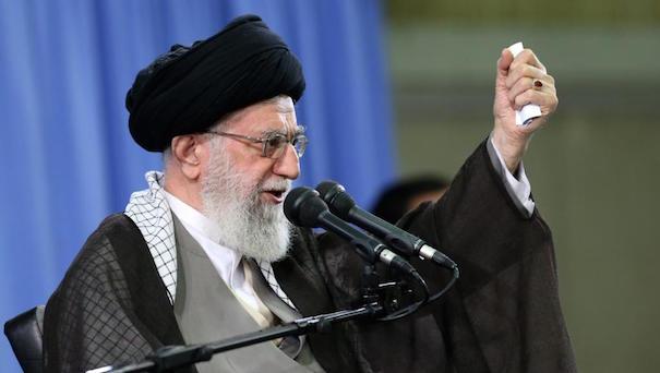 """""""Das Endziel ..ist die globale Herrschaft des Verborgenen Imams"""""""